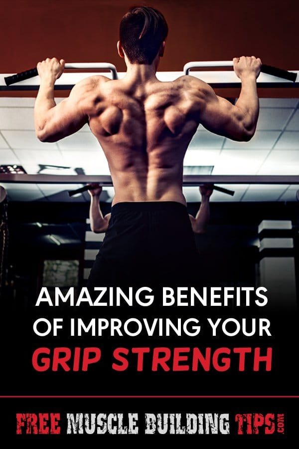 5 amazing benefits of improving your grip strength. #gripstrenth