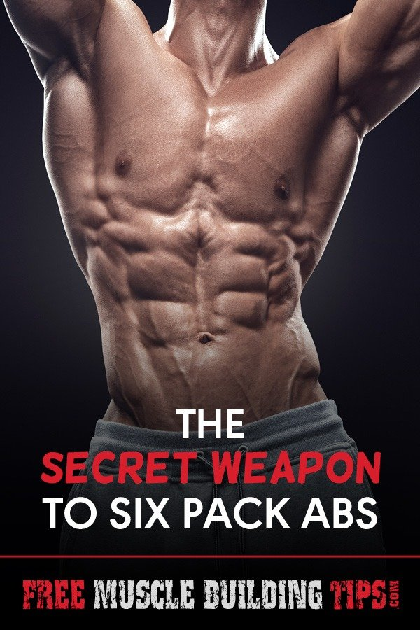 Want six-pack abs but not getting results. Discover the top 3 secret weapon exercises to getting six pack abs fast. #sixpackabs