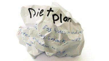 4 reasons diets fail