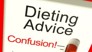 dieting advice confusion