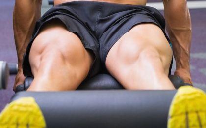 isometric leg exercises
