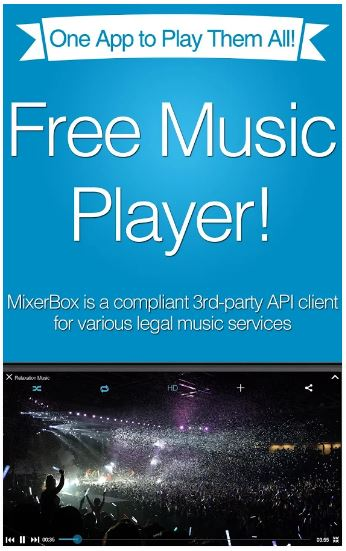 Free Music MP3 Player Download for Android [2019]