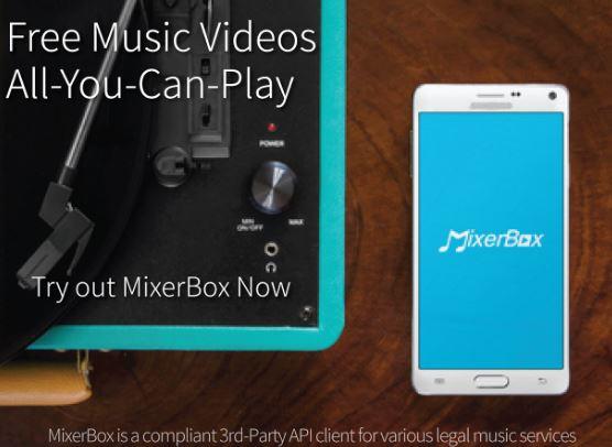 mixerbox apk