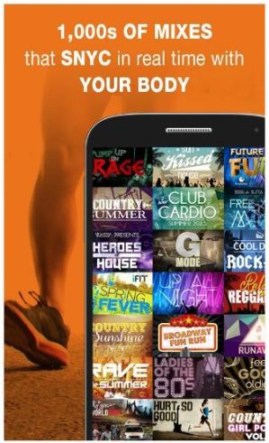 RockMyRun App Download 2019: Best Workout Music App for Android