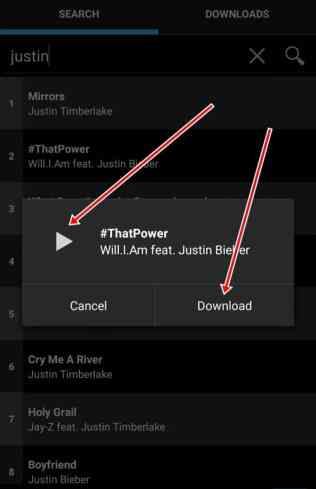SuperCloud Song MP3 Downloader android