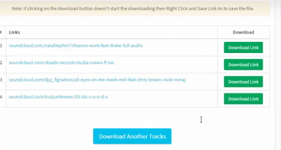Mass SoundCloud Downloader
