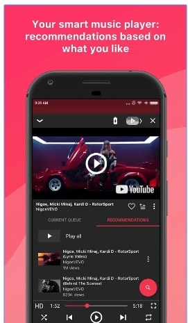 Features of Free music for YouTube Stream