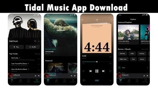 Tidal Music App Download