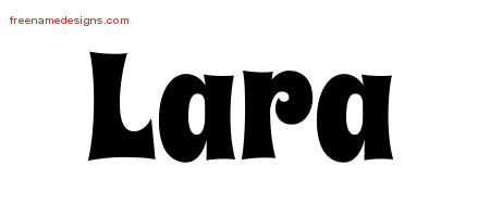 lara name Gallery
