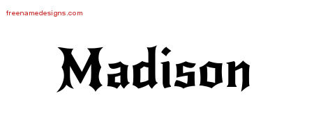 Related Keywords & Suggestions for madison graffiti letters