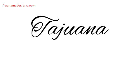 Cursive Name Tattoo Designs – Page 6
