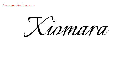 Xiomara Archives Page 2 Of 2 Free Name Designs