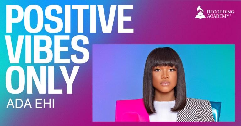 Congratulations live- Grammy's PositiveVibesOnly