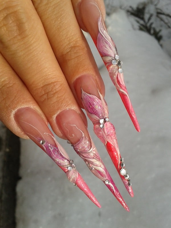 Why Do My Acrylic Nails Keep Lifting : acrylic, nails, lifting, Hacks, Prevent, Acrylic, Nails, Lifting