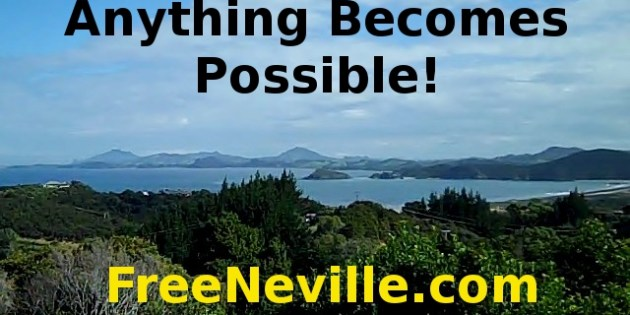 NEW! – The Attitude You Need NOW! – Free Neville Goddard