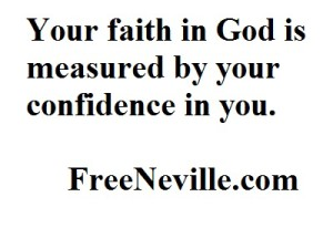 Neville Goddard Quote