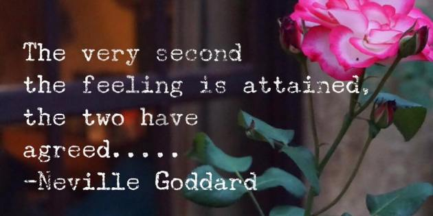 Making Manifesting Easy – Part 1 – Free Neville Goddard