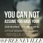 Do I REALLY Need to Imagine More Than Once? – Free Neville Goddard Quote