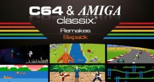 C64 & AMIGA Classix Remakes Sixpack Download