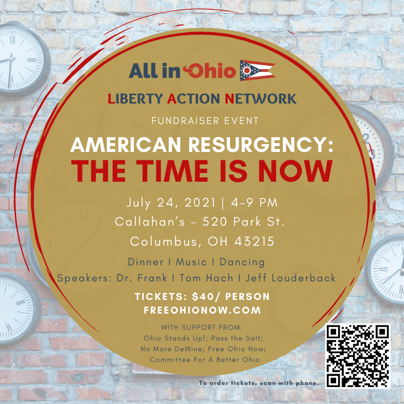 **CANCELLED**  FRANKLIN:  American Resurgency:  The Time is Now.