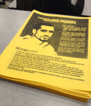 Flyer Omar Khadr Carleton University