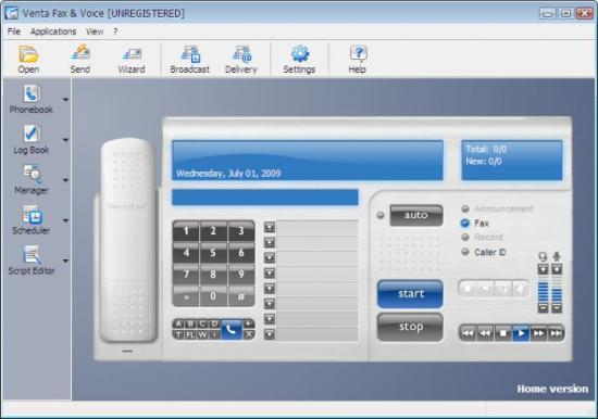 ventafax voice for pc