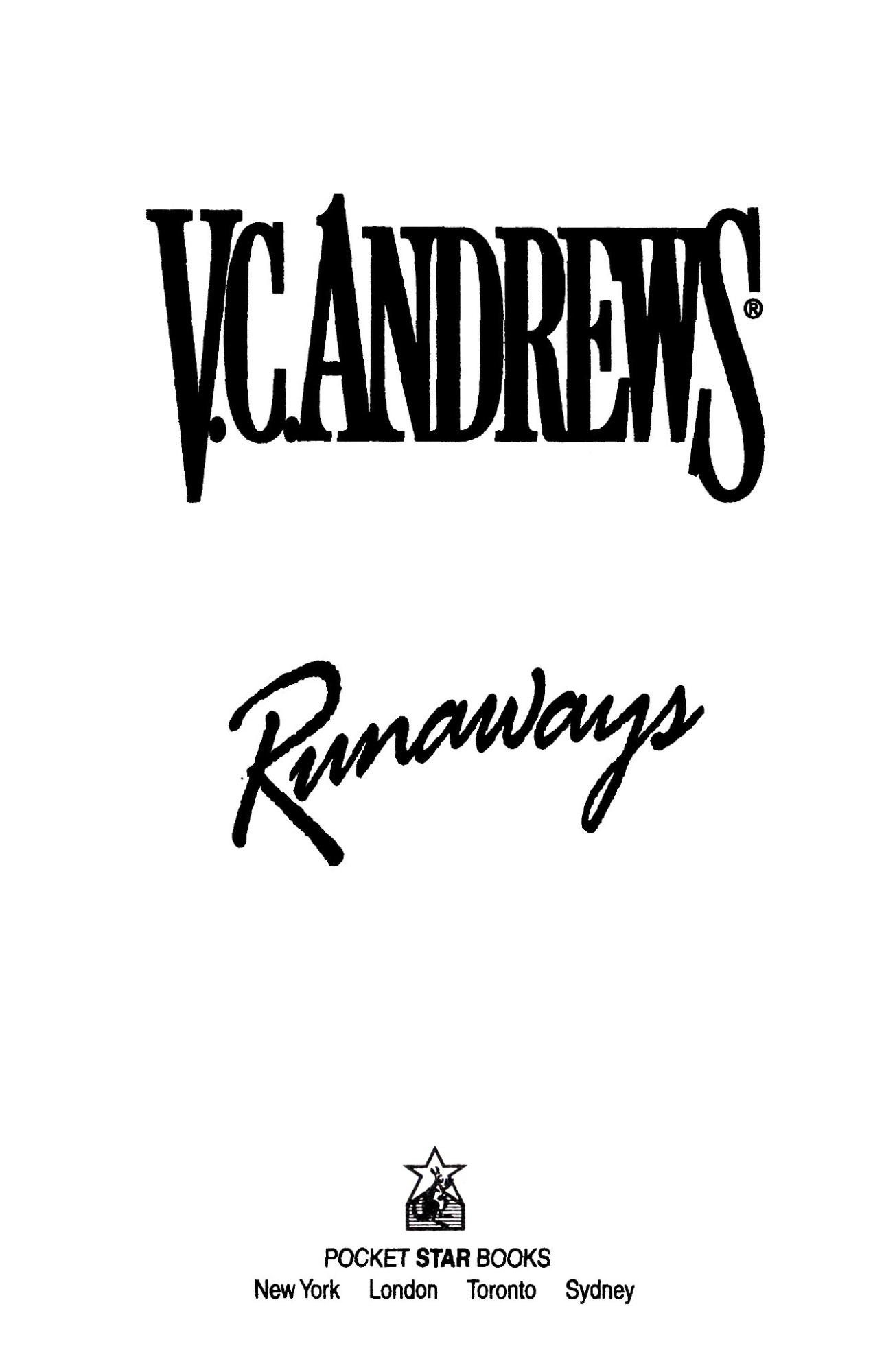 READ ONLINE FREE books by V.C. Andrews.