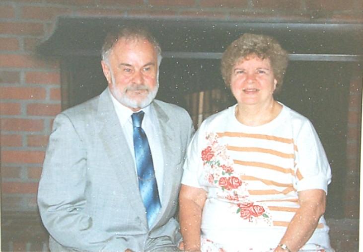 John and Zelda Marcinkowski