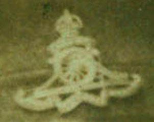 Detail of cap badge, Image 4