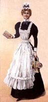 Maid, c.1890