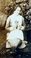 Agnes McCoy, Titanic survivor, c.1920