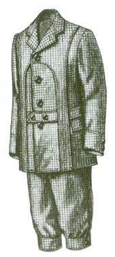 Image © & courtesy of Children's Fashions 1860-1912 by Joanne Olian