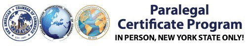 Chamber Paralegal Certificate Program