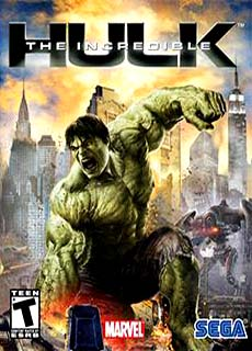 The Incredible Hulk Full Version Free Download Games PC