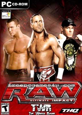 WWE Raw Full Version PC Game Free Download