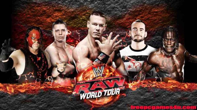 Free Download WWE Raw Full Version PC Game