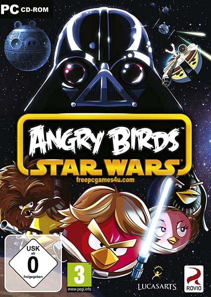Angry Birds Star Wars PC Game Free Download
