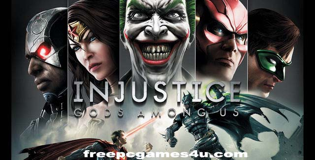 Injustice Gods Among Us PC Game Free Download