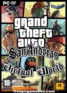 GTA San Andreas Virtual World PC Game Free Download
