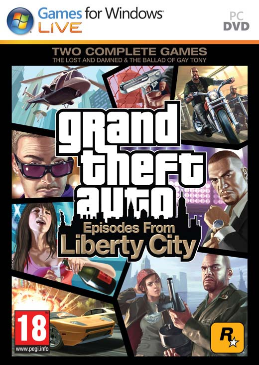 Grand Theft Auto: Episodes From Liberty City PC Game Download