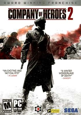Company of Heroes 2 PC Game Free Download Full Version
