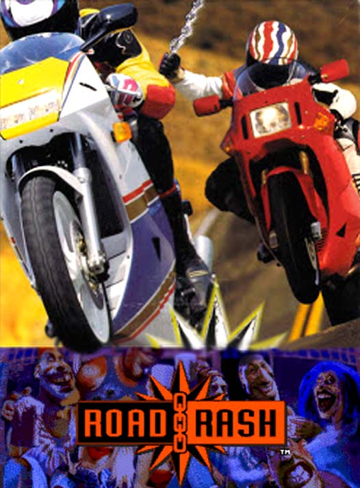 Road Rash Game Free Download Full Version For PC