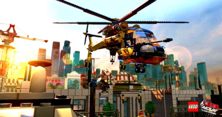 The Lego Movie Video Game Free Download For PC