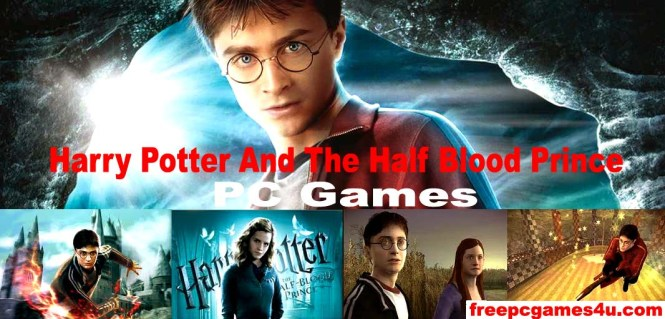 Harry Potter And The Half Blood Prince Free Download PC Games