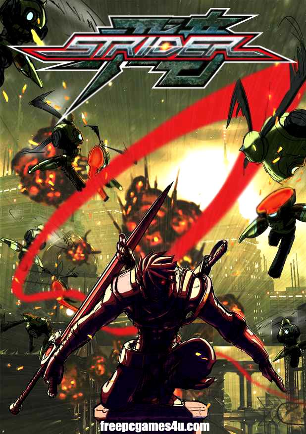 Strider Full Version PC Games Free Download