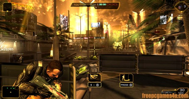 Deus EX The Fall Free Download PC Game