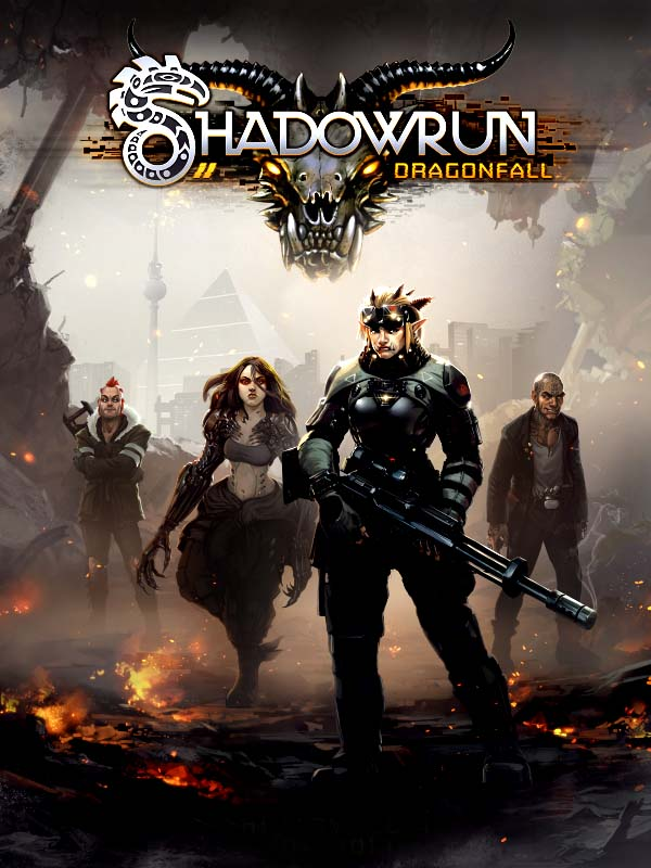 Download Shadowrun Dragonfall Full Version Free PC Game
