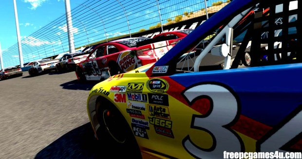 NASCAR 14 Full Version PC Games Free Download