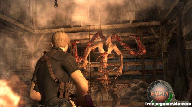 Resident Evil 4 Ultimate HD Edition Games Free Download