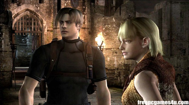 Resident Evil 4 Full Version PC Game Free Download
